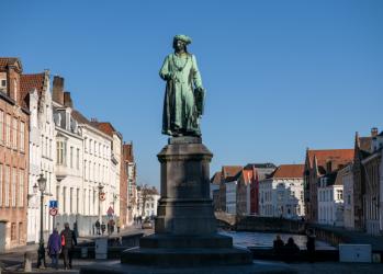 """""""視覚の革命""""を起こした、ヤン・ファン・エイクの名画を訪ねてベルギーへ。【後編】"""