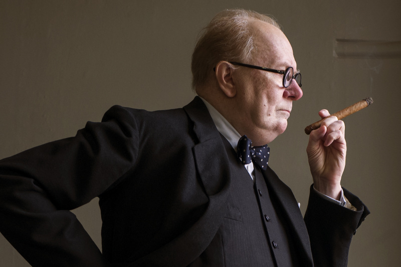 オールドマンからのオファーで始まった、映画『ウィンストン・チャーチル』の仕事。