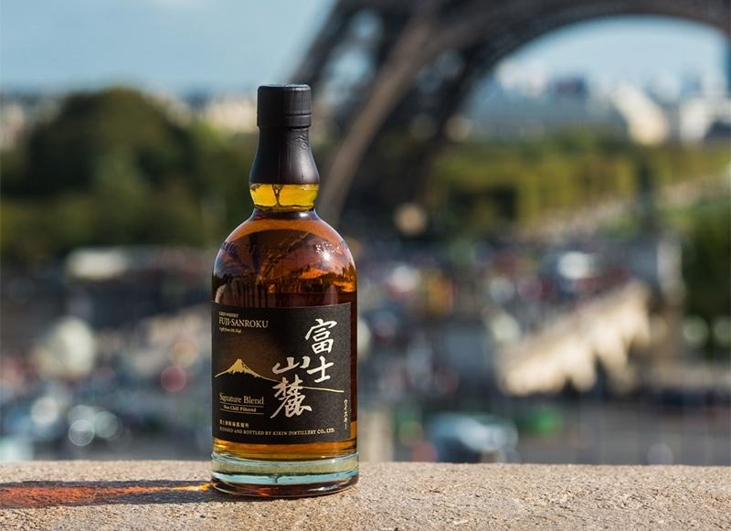 美食の国フランスでも認められた、ジャパニーズウイスキー「富士山麓」の真価。