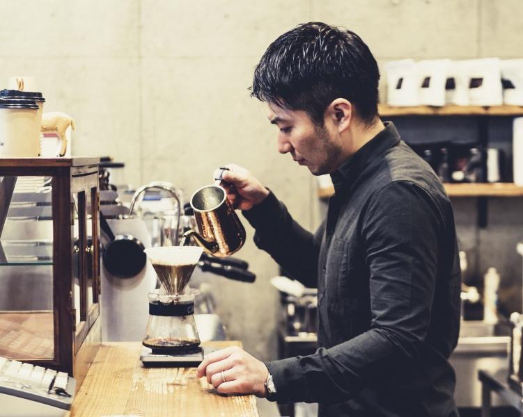 こだわりから生まれる新しいコーヒーの世界。