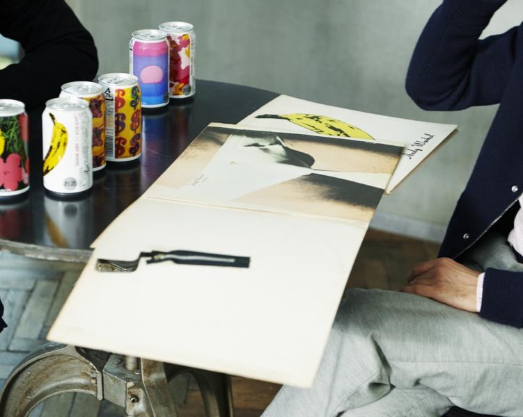 """""""ファクトリー""""でつながる、ビールブランドとポップアートの革新性。"""