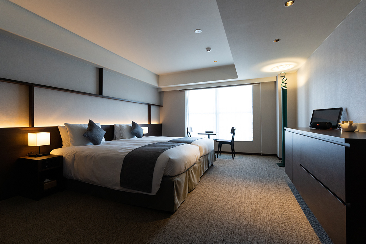 「ENSO ANGO」は、京都の街を暮らすように楽しめる分散型ホテル