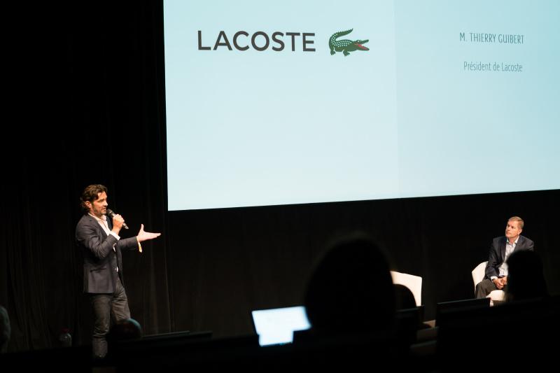 ラコステの哲学とオリンピック精神の素敵な関係とは。