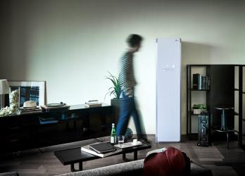 スチームと振動で衣類をリフレッシュさせる、話題のライフスタイルクロゼット「LGスタイラー」の実力を検証する。