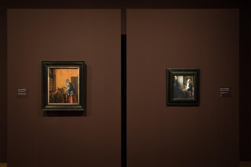 各国の美術館から、自慢の作品がやってきた。