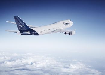 ルフトハンザが30年ぶりに機体デザインを一新、ツルのロゴもすっきりと軽やかに!