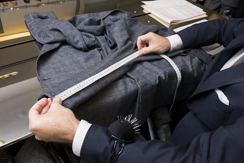 べルベスト、イタリア流スーツの真髄。