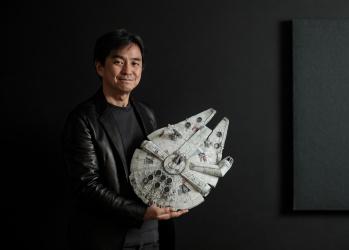 『スター・ウォーズ』完結編で活躍する日本人のCGモデラー、成田昌隆の仕事とは。