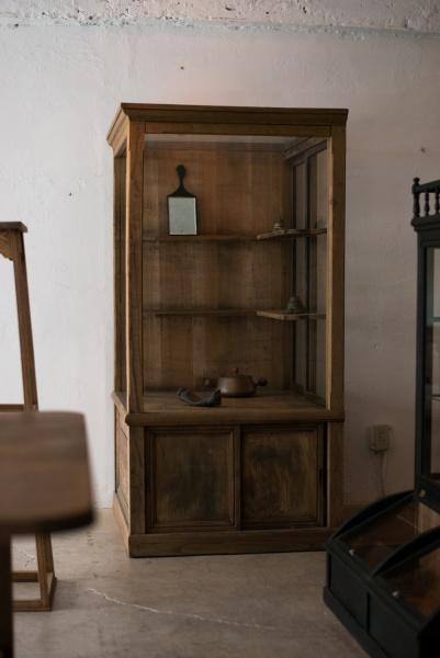 モダンな空間に合う和家具にリペア
