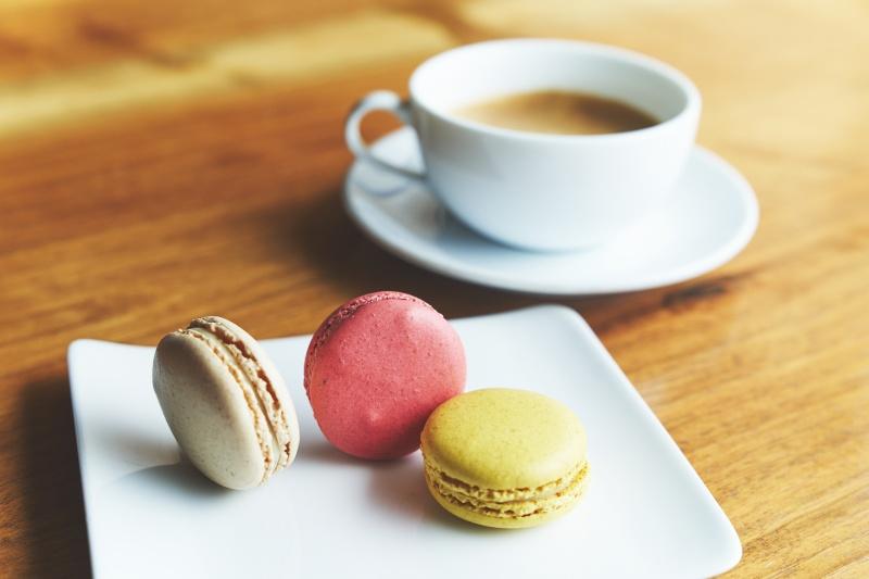 コーヒーとお菓子、魅惑のペアリングをお試しあれ。