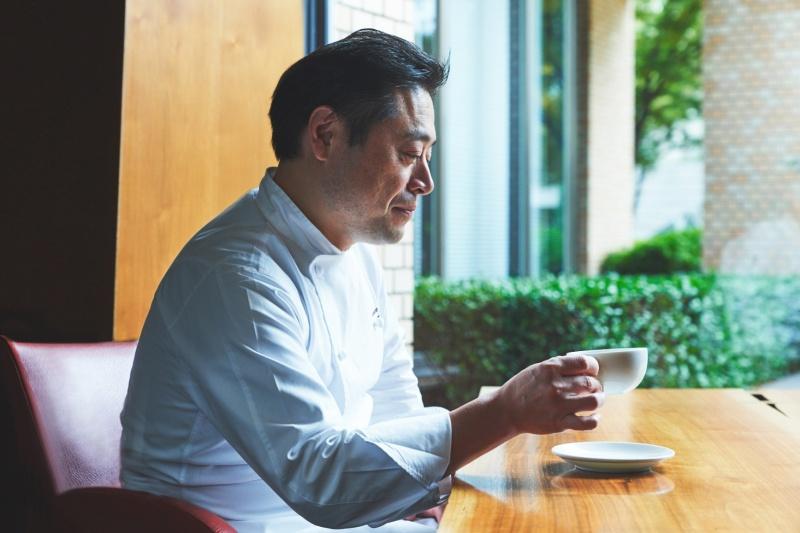 パティシエ・佐藤浩一が語る、ネスプレッソのコーヒーの味わい深さ。