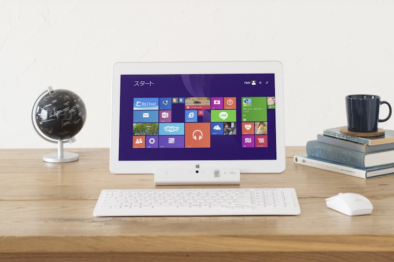 デスクトップのハイスペックが、もっと自由に楽しめる。