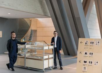 東京都現代美術館がリニューアル。長坂常と色部義昭が考えた「普段使い」の仕掛けとは?