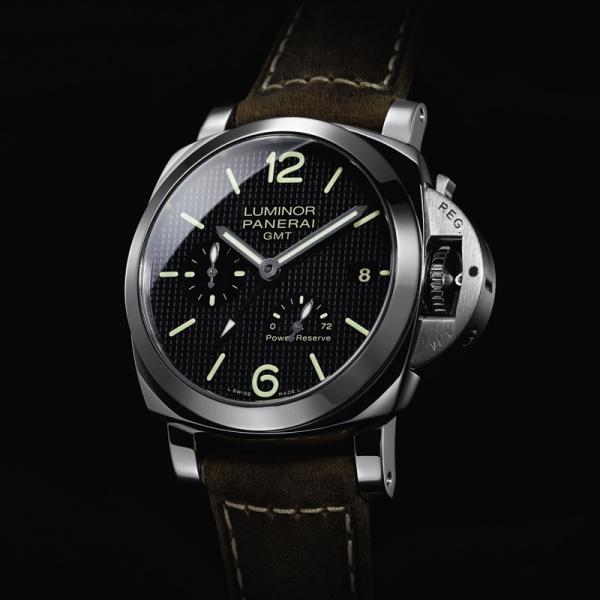 パネライ ルミノール1950 スリーデイズ GMT