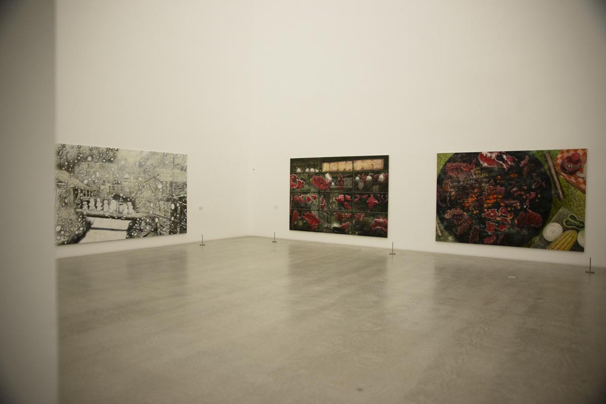 東京で始まり、イギリスで契機を得たアート活動。