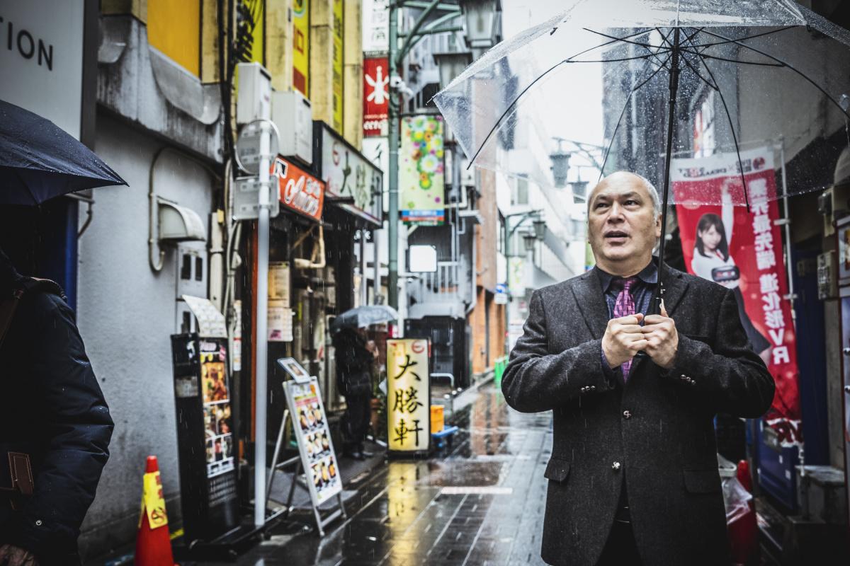 古典が息づく街に迫る、グローバル化の波。