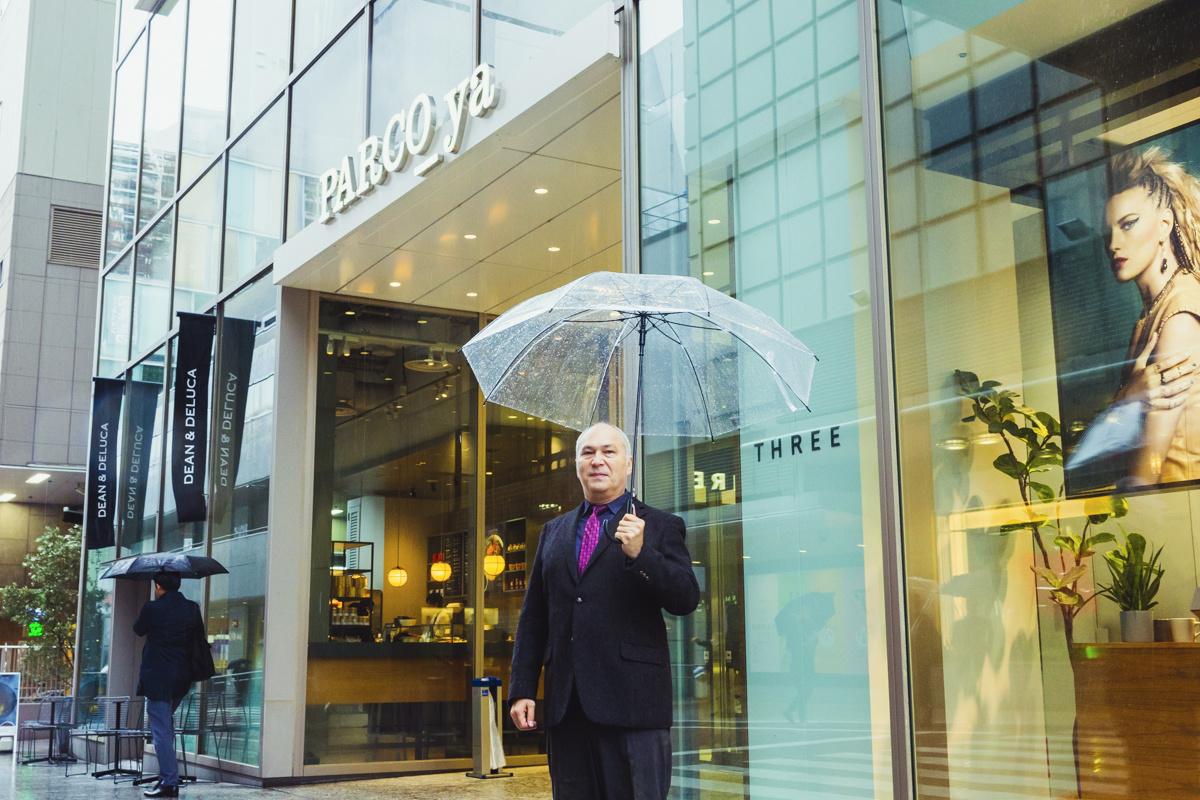 この先も東京の変化を見届けたい――。モーリー・ロバートソンが案内する、「僕が暮らし、放浪した3つの街」。