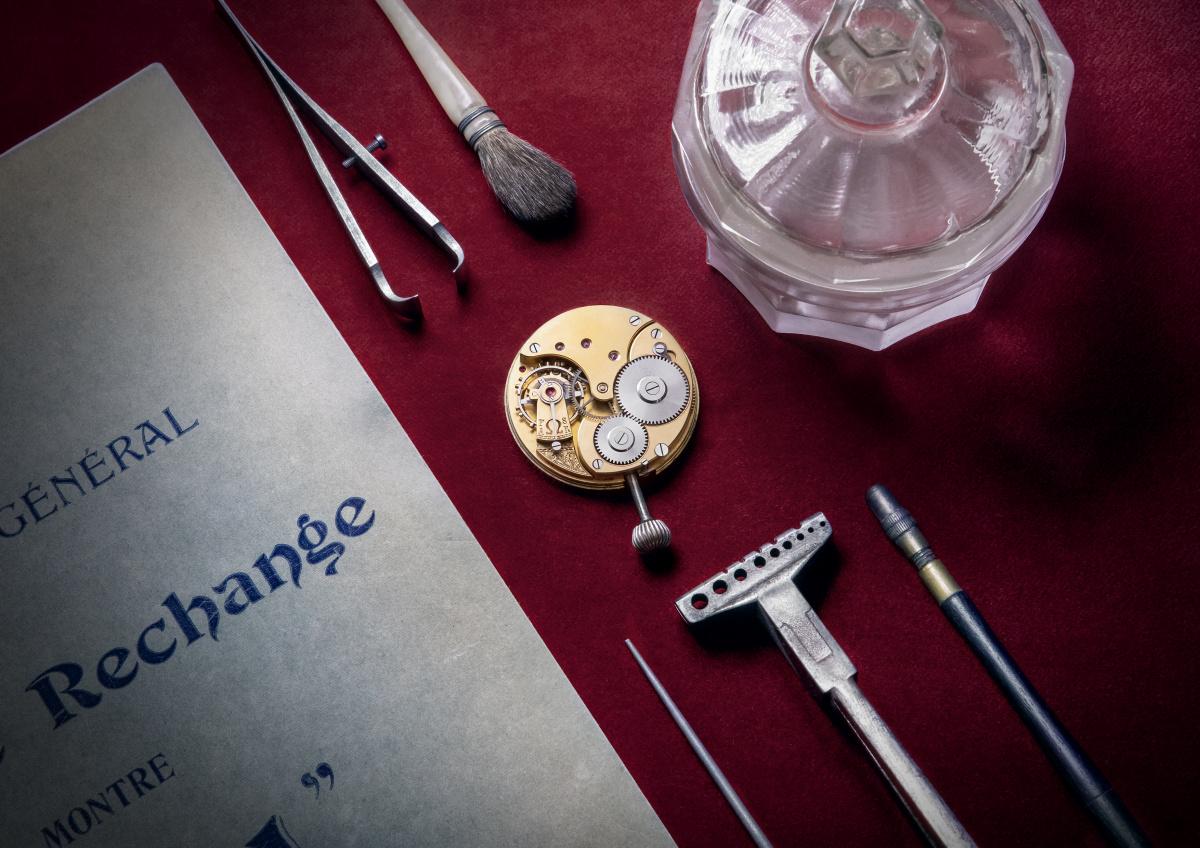世界有数の時計ブランドの名は、あるキャリバーから始まった。