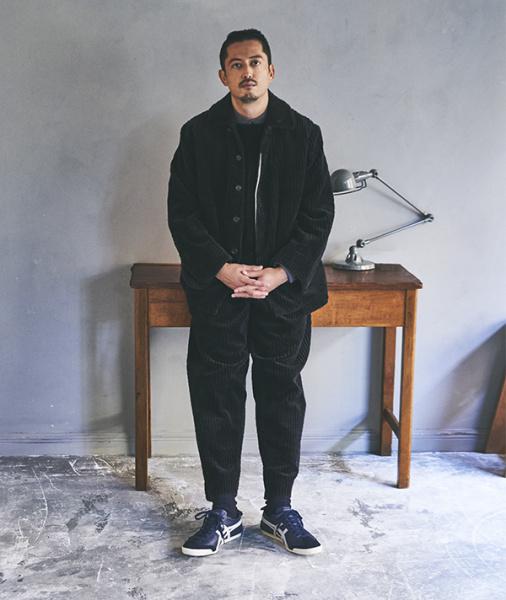 俳優・池内博之が語る、経年変化の味を楽しめるスニーカーの魅力とは?