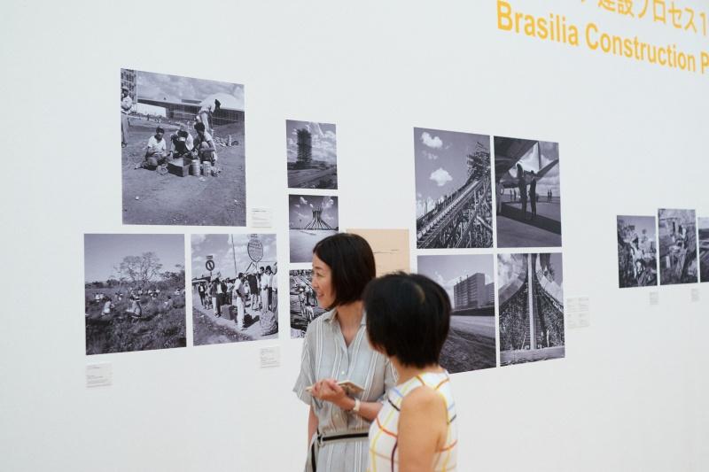 ニーマイヤー最大のプロジェクト、「ブラジリア」