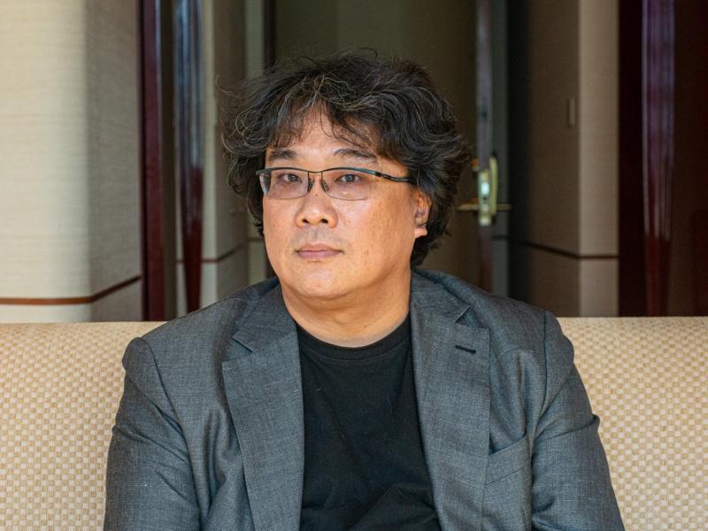 もっと知りたい『パラサイト』、ポン・ジュノ監督インタビューPART2を特別公開。