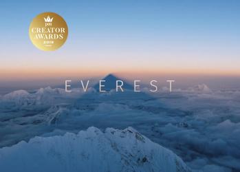 写真家・石川直樹のエベレスト登頂を記録した、秘蔵ムービーを先行公開!【Penクリエイター・アワード2019】