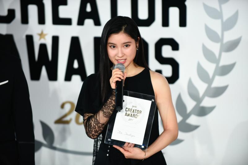 アーティストから俳優まで、多彩な受賞者が話題に。