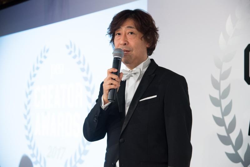 2017年を象徴する、日本のクリエイター10組が集結。