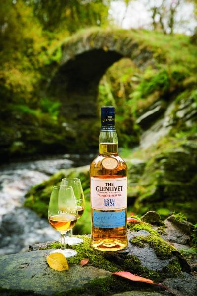 スコッチウイスキーの聖地を世界に知らしめた、シングルモルトの原点「ザ・グレンリベット」