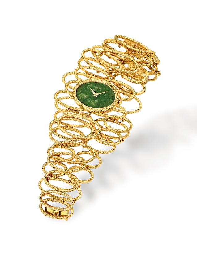 【ピアジェとゴールドの秘密を解く】講義②:セレブやアーティストと時計の華やかな関係。