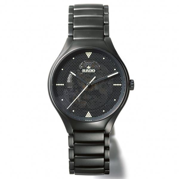 ラドートゥルーコレクション、 6本の時計とデザイナー