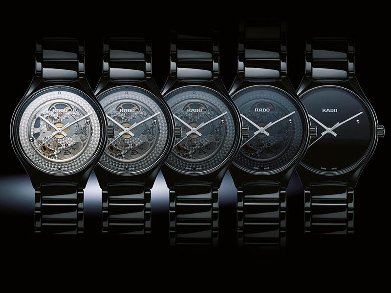 ラドー デザイナーが挑む、未来を見据えた機械式時計。