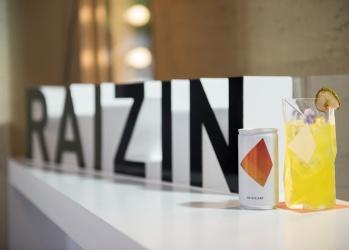 「RAIZIN」オリジナルカクテルが楽しめる期間限定バーが、表参道に出現!