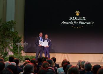 人類の未来を創るパイオニアたちを支援する「ロレックス賞」とは?