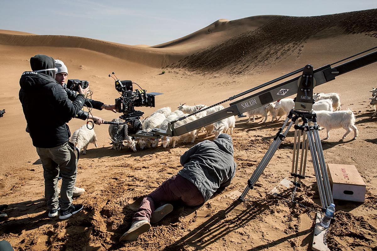 ジャケ監督が撮った、 渾身のドキュメンタリー