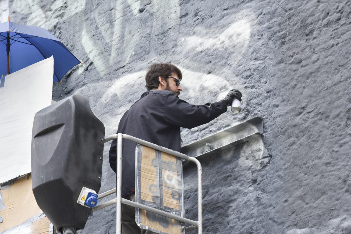 ルーベンスのDNAを継ぎ、街を彩るストリートアーティストたち。