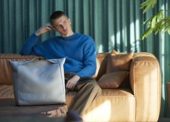 シンプルで上質な「セラピアン」のバッグで、クリエイティブな日々がはじまる。