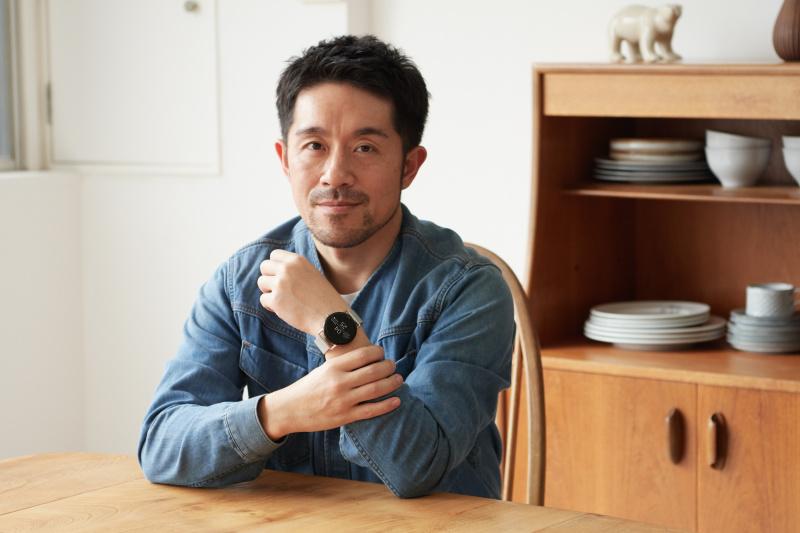 心地よい北欧デザインが人気の「スカーゲン」のスマートウォッチ、スタイリスト松田有記が魅力を語ります。