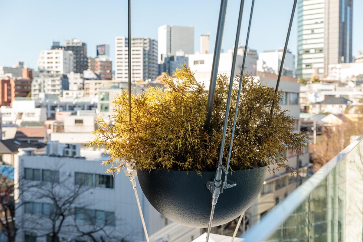 東京という街の新たなリビングルームに。