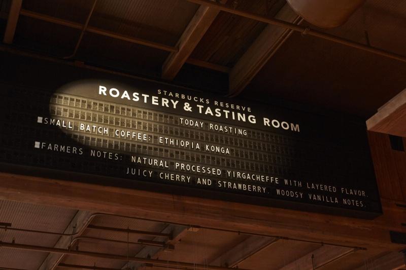 """バリスタやロースターが活躍する、""""コーヒーのための劇場""""。"""