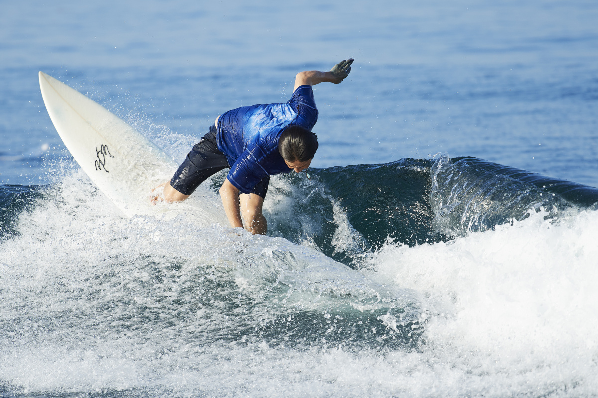 空と海と藍……、故郷・徳島の魅力を世界へ。