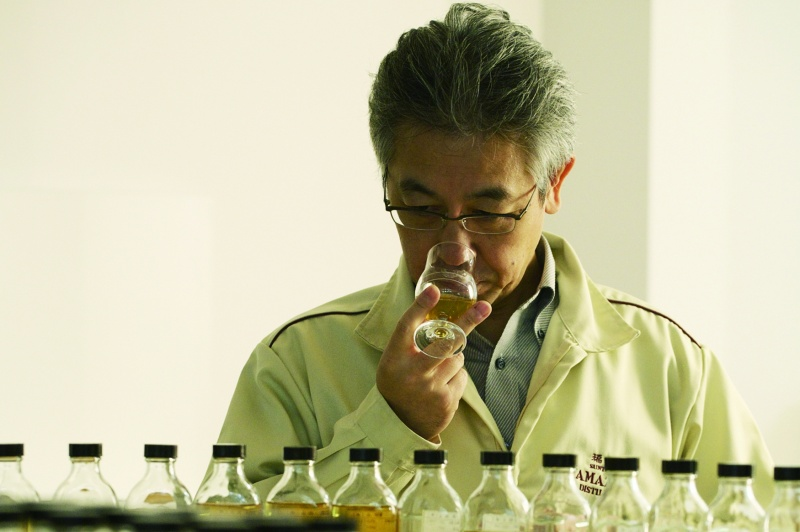 世界最高賞のウイスキーを生んだ、日本の感性と技。