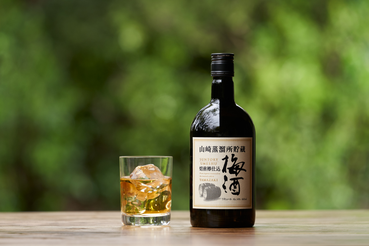 ウイスキーと梅酒の奇跡のような出合い。