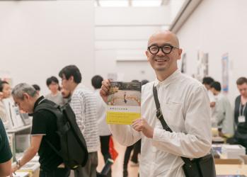 3万5000人が訪れた「東京アートブックフェア2019」、本と出合う面白さを、森岡督行さんと体感しました。