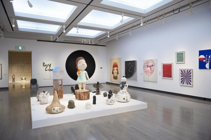独自の文脈をたどる、私的現代美術史。