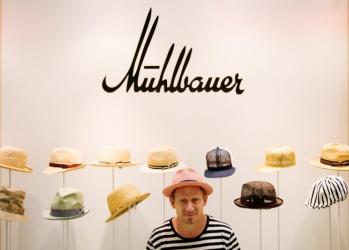 ミュールバウアー、4代目が変革した帽子のデザイン