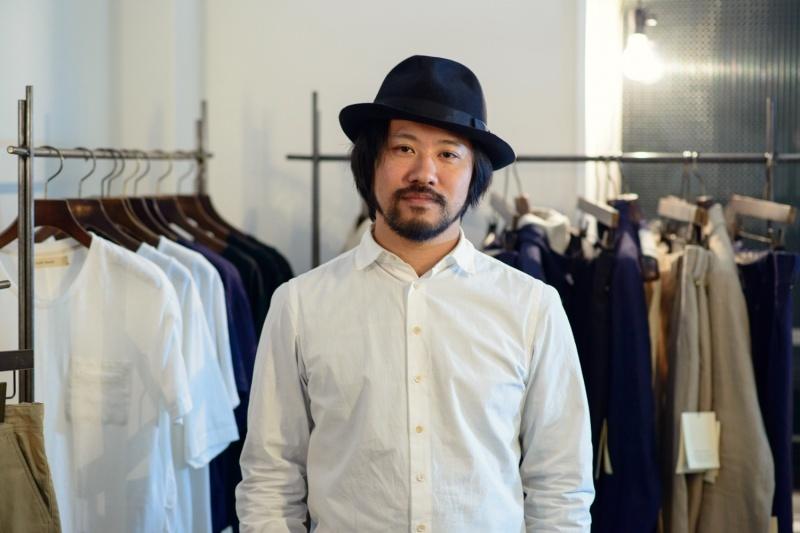 suzuki takayuki、アイデアは100年前の西洋ワークウエアから