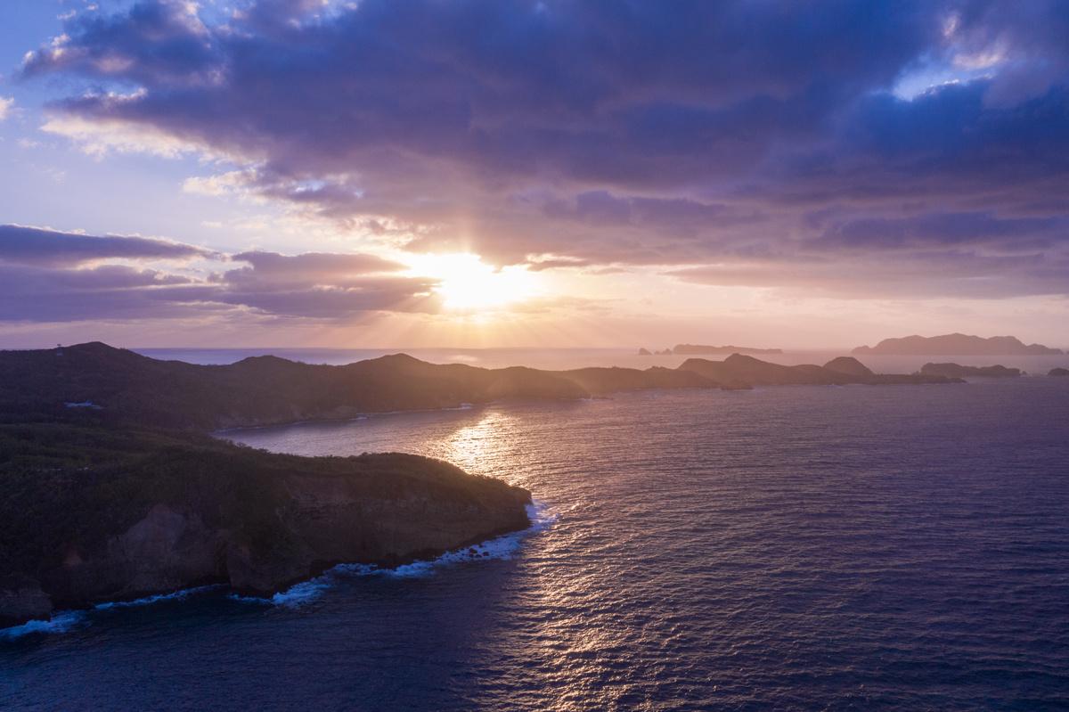 母島—亜熱帯の原生林が呼び覚ます、優しくも力強い母の温もり。