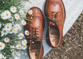 """「""""歩く"""" ための靴なんだ」とCEOが語る「トリッカーズ」。タフな味わいに魅了される日本初の店舗がオープン!"""