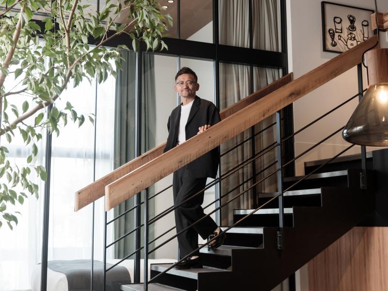 ホテリエ・野尻佳孝が語る、日本初のブティックホテルはこうして生まれた。